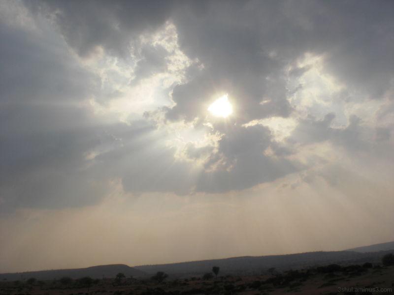 beautiful rays....