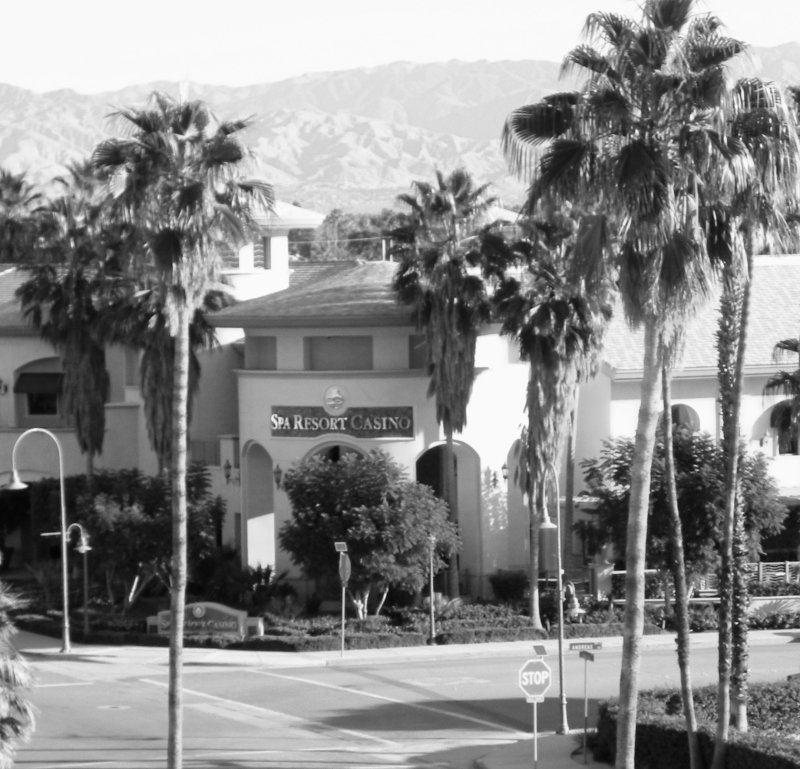 Old School Palm Springs