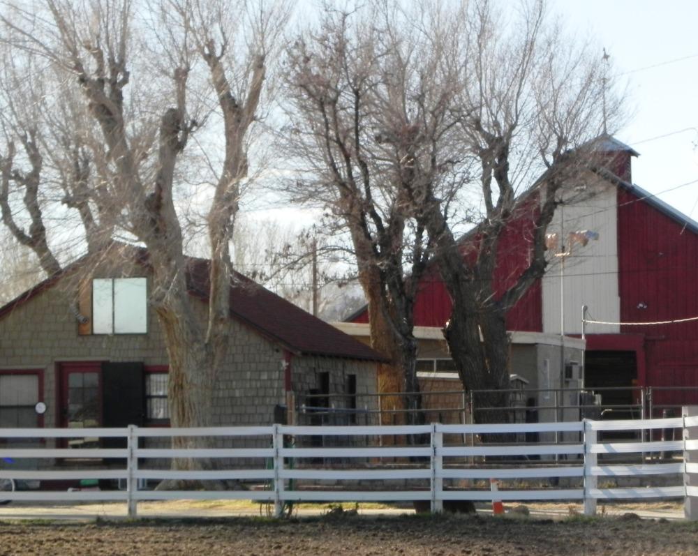 Lane Ranch House