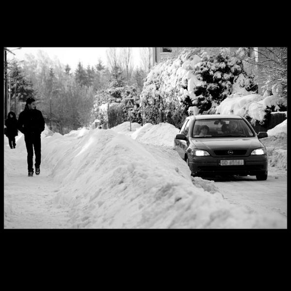winter is back