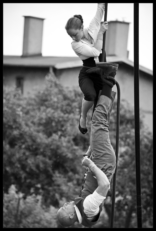 street performance