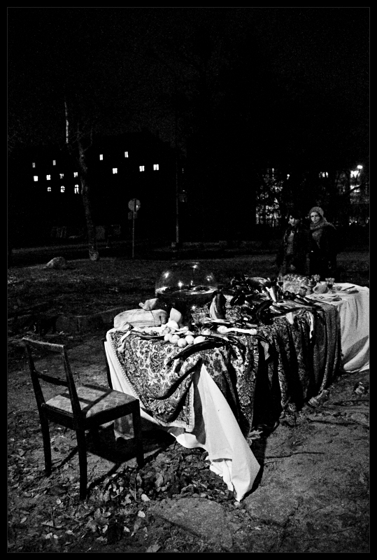night life - narration