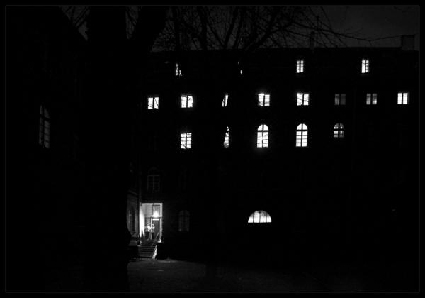 night life - backstairs