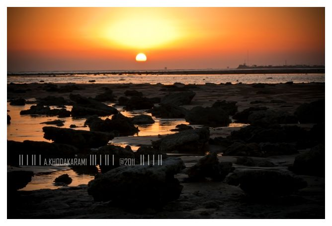 photos of sunset,bushehr,iran,sea,beach