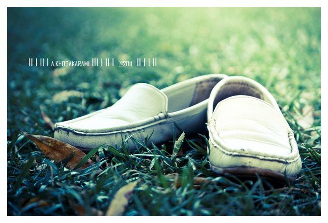shoes  bushehr iran