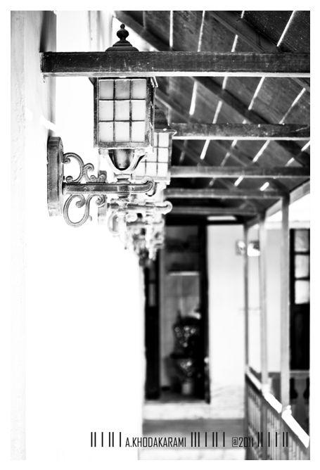 lights bushehr iran