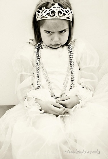 petulant princess