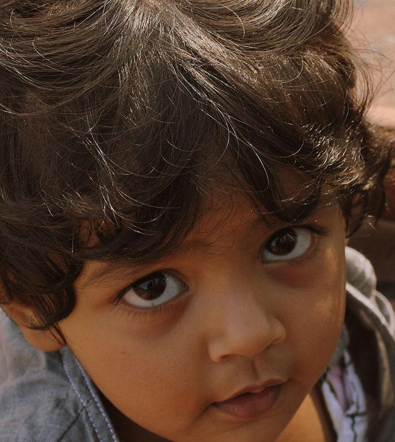 A Cute Kid!
