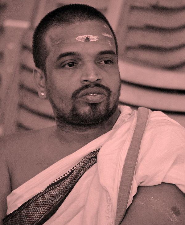 The Vaadhyaar!