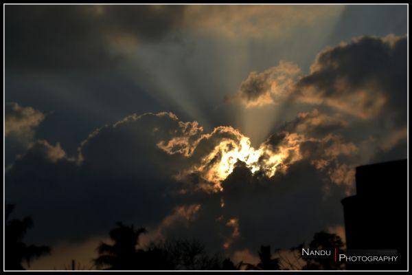 bessi, sunset