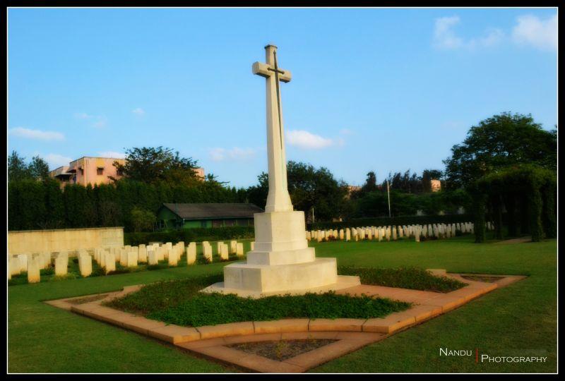 Chennai War Cemetery