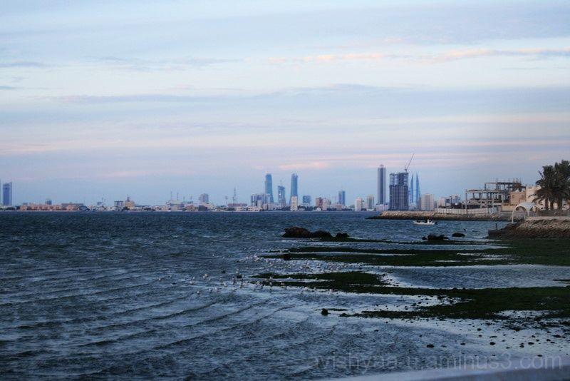 winter in Bahrain