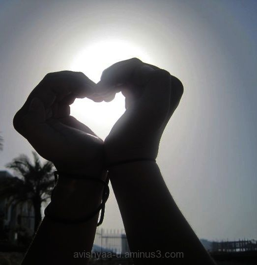 Two hearts that beat as one.