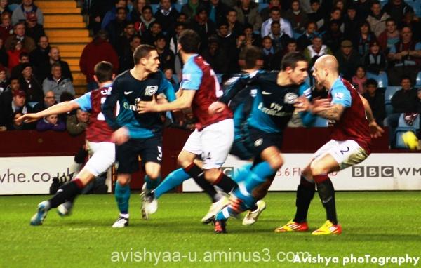 Aston Villa vs. Birmingham