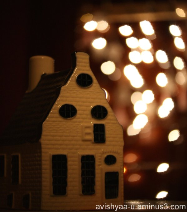 First attempt at Bokeh photography