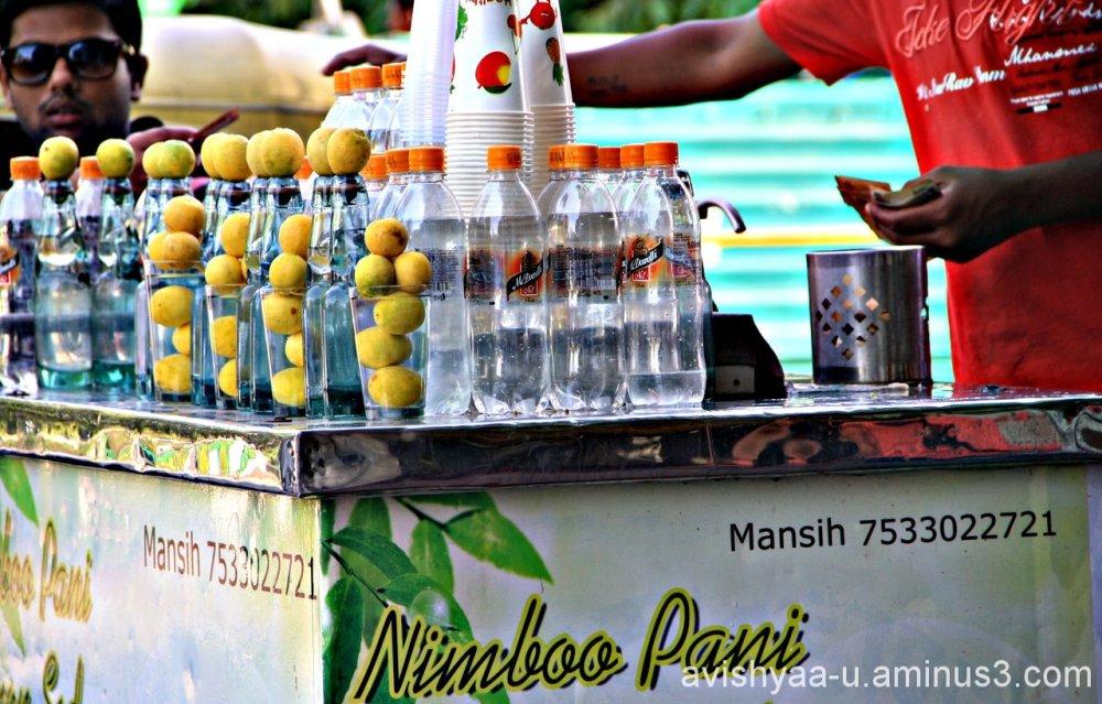 Nimboo Paani - Lemonade