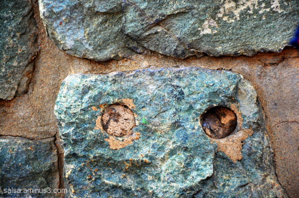 2 ... Eyes of Stone