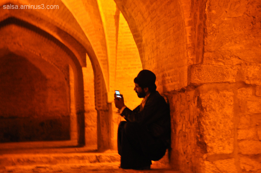 Arsalan`s Series - People in Isfahan 1