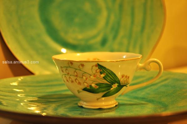 Gossamer cup