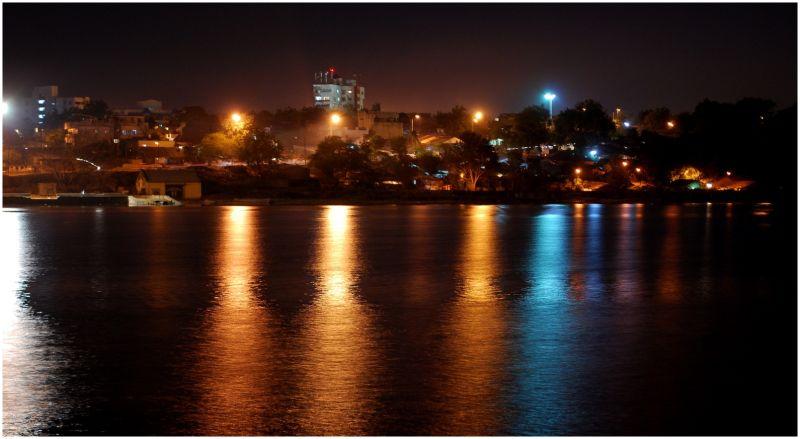 Nagpur At Night