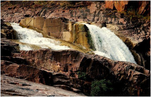 Kuntala Falls