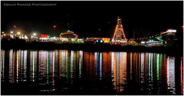 Fair by the Lake nagpur futala