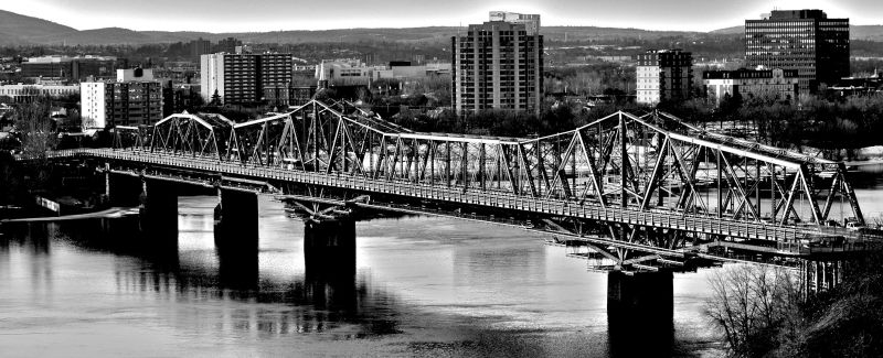 Alexandria Brige - Ottawa Canada