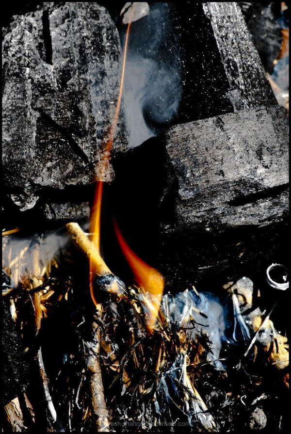 Fire, Arash Shahrjerdi 2011