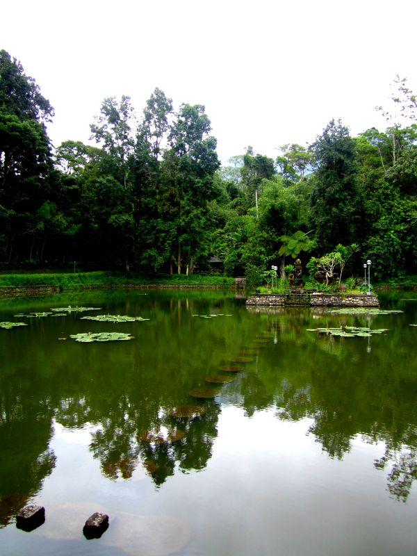 Water Temple in Tabanan