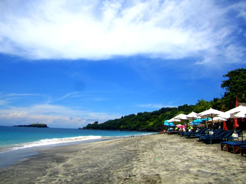 Pasir Putih - White Sand Beach