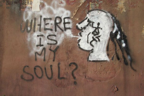 Where is my Soul?