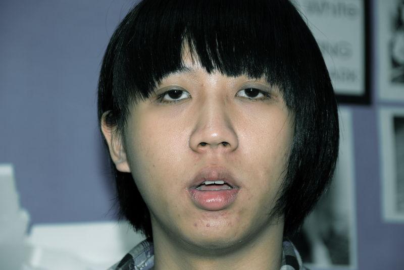 lovely Chris Wu