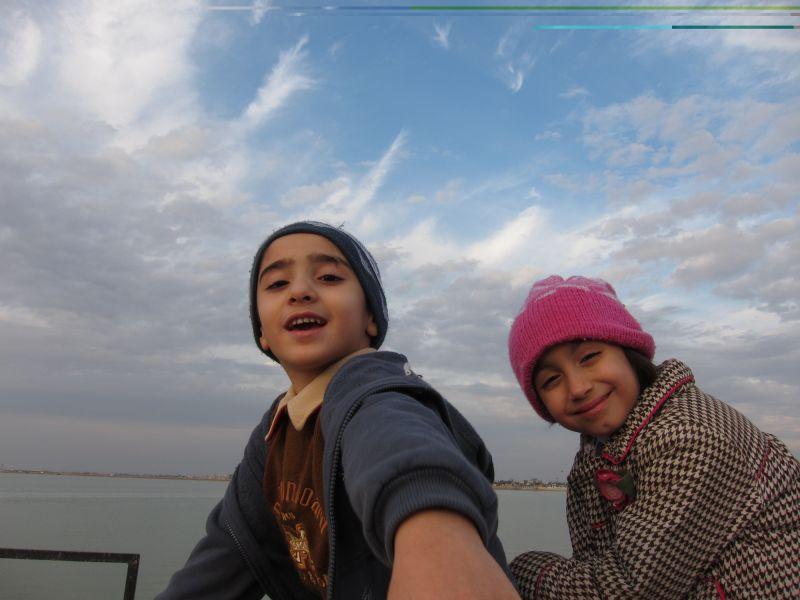 My Son & Khorshid