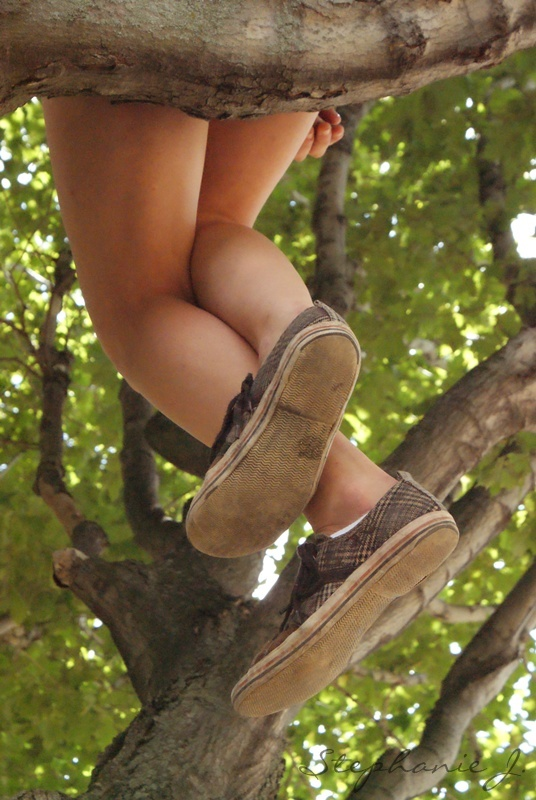 Let Your Feet Hang