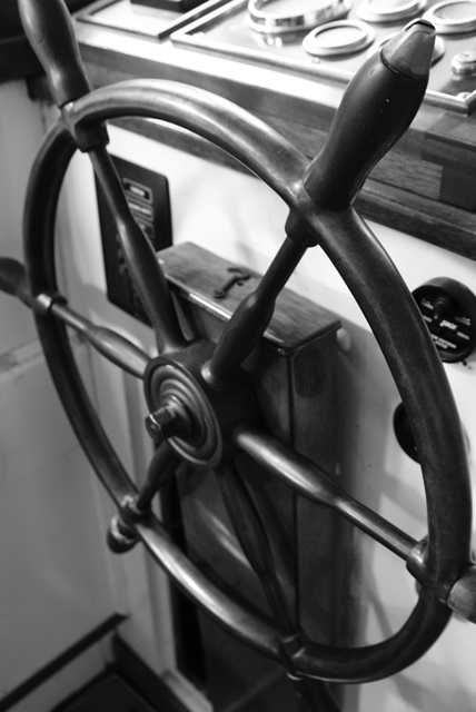 Ship's Wheel II