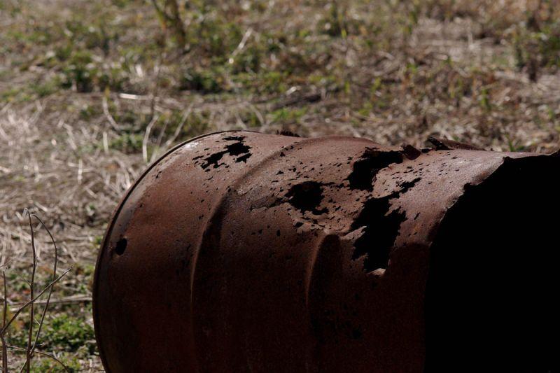 Rusty Drum