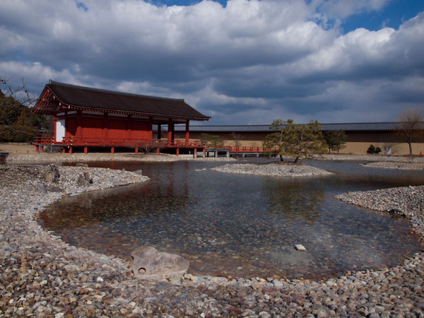 nara japan garden