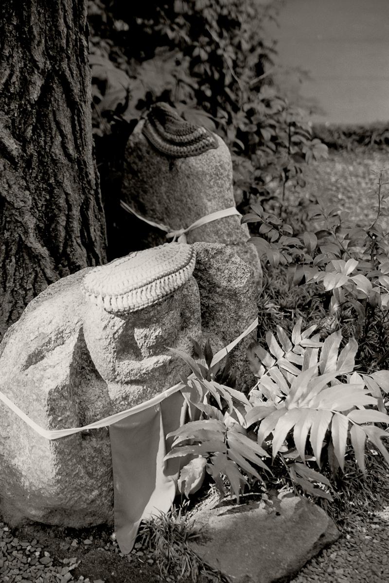 Stone Statue - 2 -