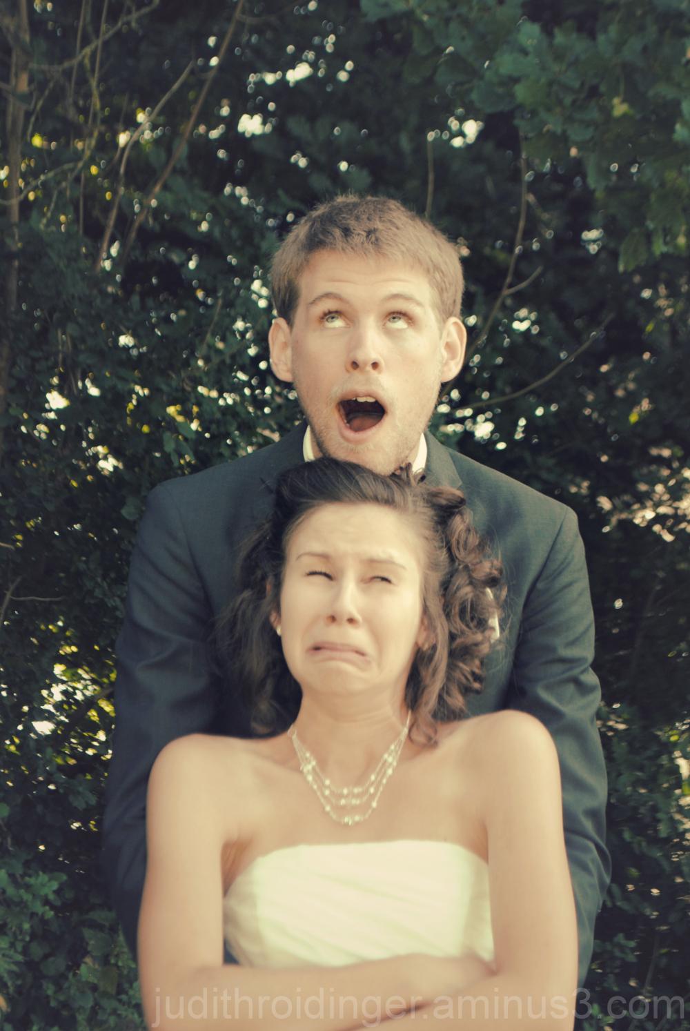 funny newlyweds