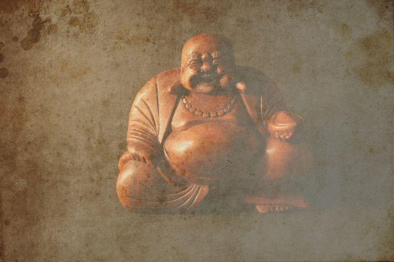Buddha is back