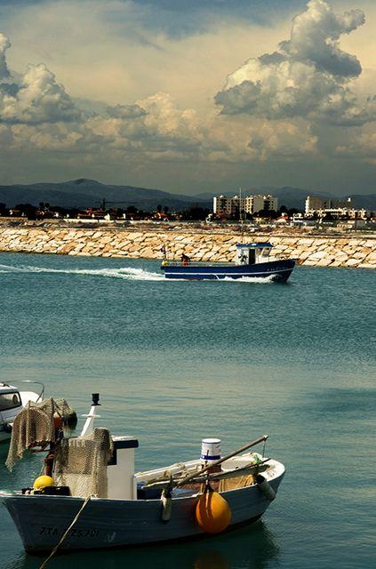 Tornant al Port