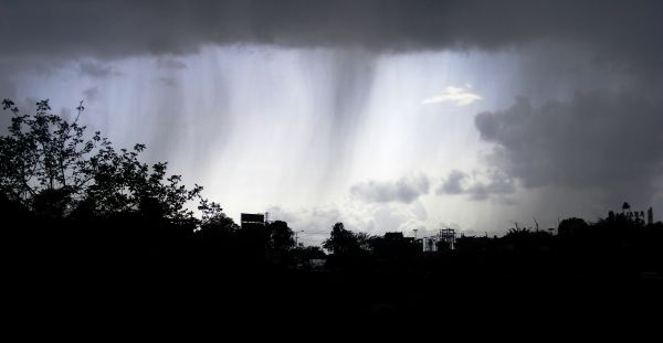 The first shower, that monsoon in Pune