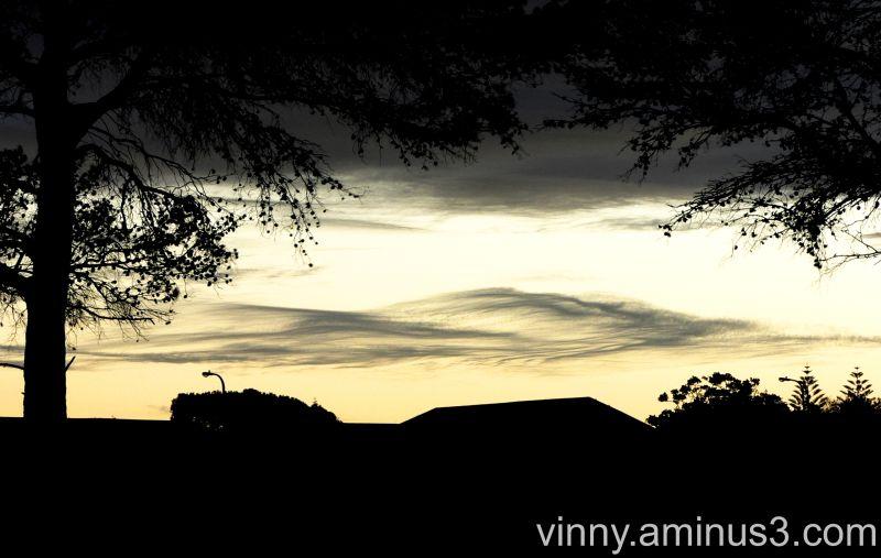 Magical sunset 2