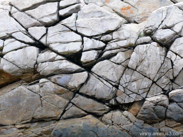 sandstone joints