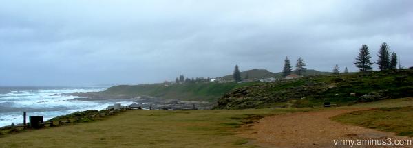 present day & fossil marine platforms