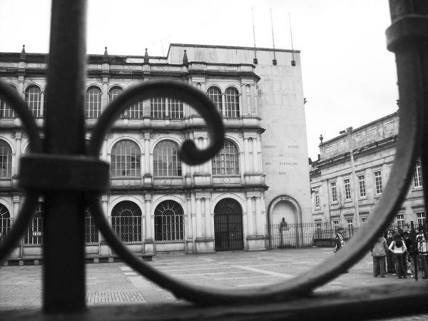 Bogota, entre rejas