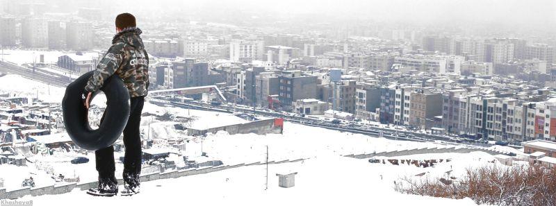 White Tehran