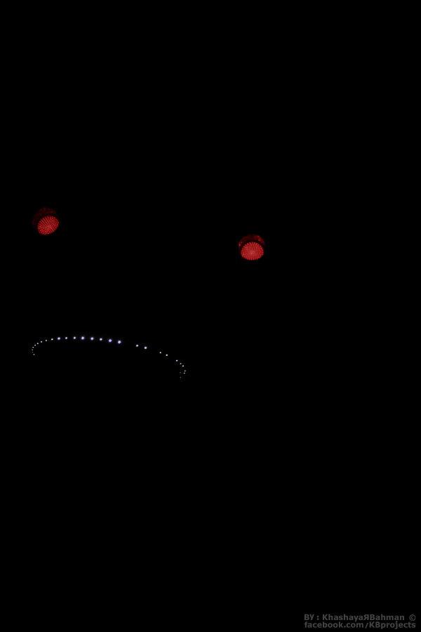 monster in lights