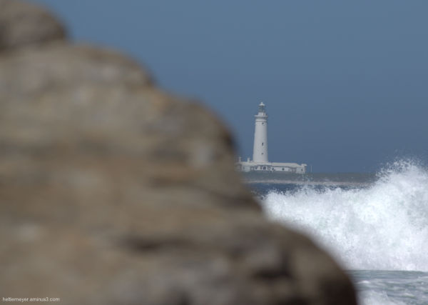 Seal point lighthouse, Cape st francis
