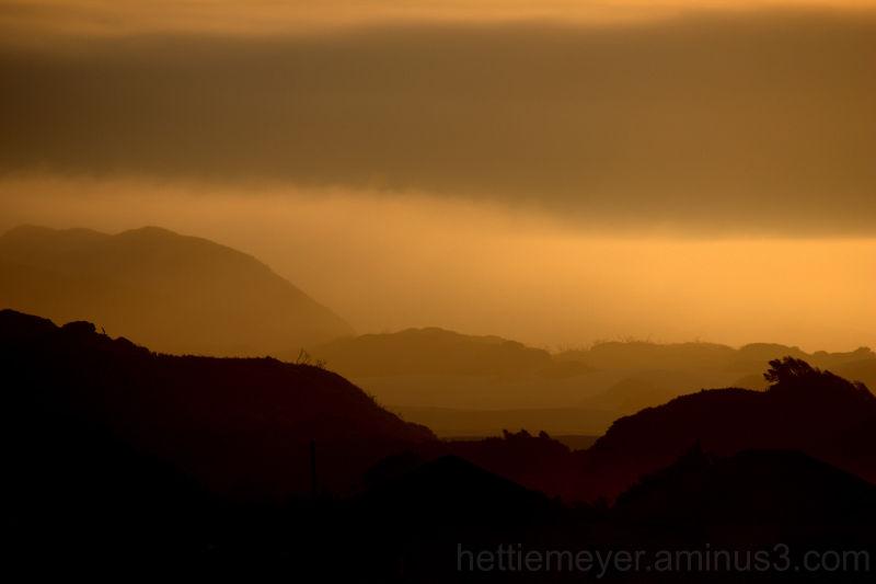 cape st francis morning mist